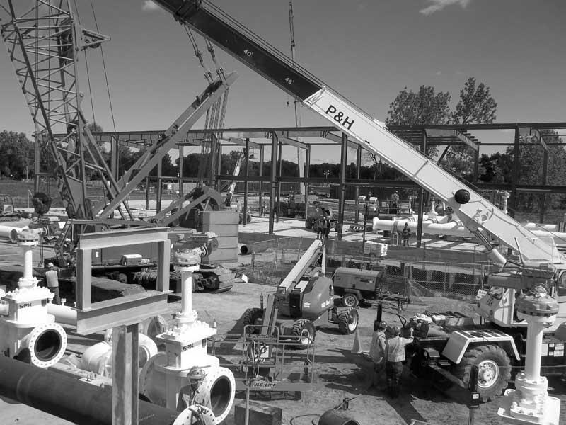 Enbridge – Griffith Pump Station